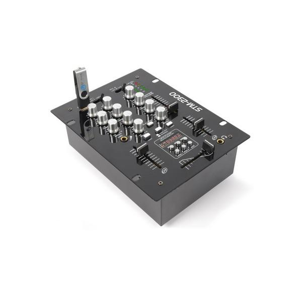 SkyTec STM-2300 Mixer 2 canale USB/MP3