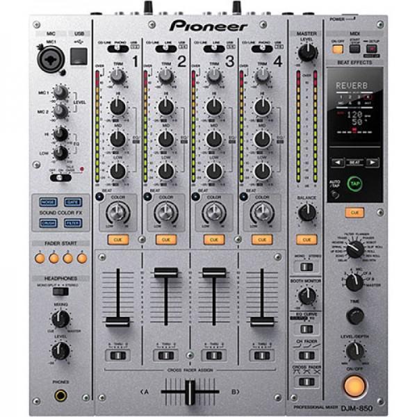 Pioneer DJM 850 S - Pioneer DJM 850 S