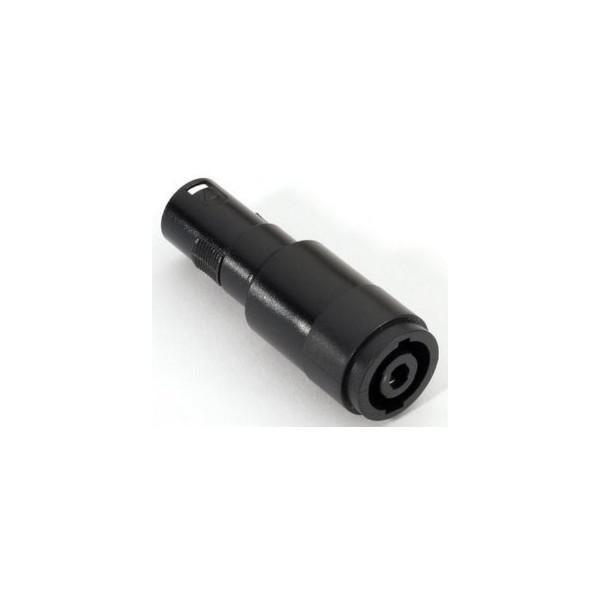 Adaptor Speakon(mama) - XLR(tata) | 7864