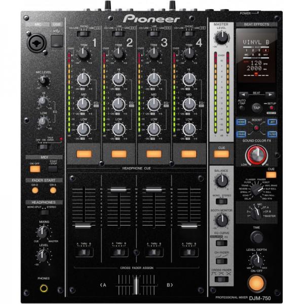 Mixer Pioneer DJM 750 K - Mixer Pioneer DJM 750 K