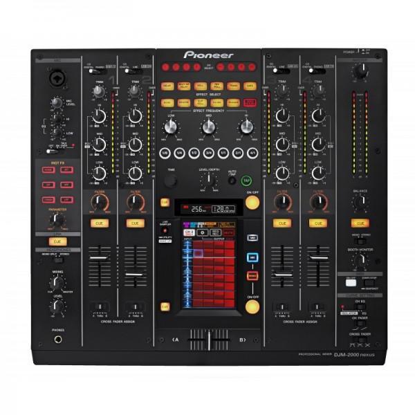 Mixer Pioneer DJM 2000 Nexus - Mixer Pioneer DJM 2000 Nexus