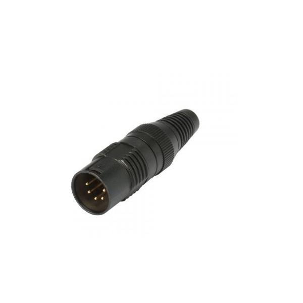 HICON XLR HI-X5CM-G 5-poli, mufa tata
