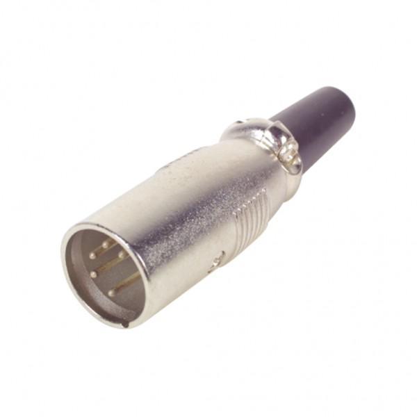 Mufa XLR Tata - 5 pini