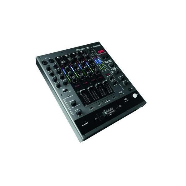 Mixer DJ OMNITRONIC DEM-1000 USB - Mixer DJ OMNITRONIC DEM-1000 USB