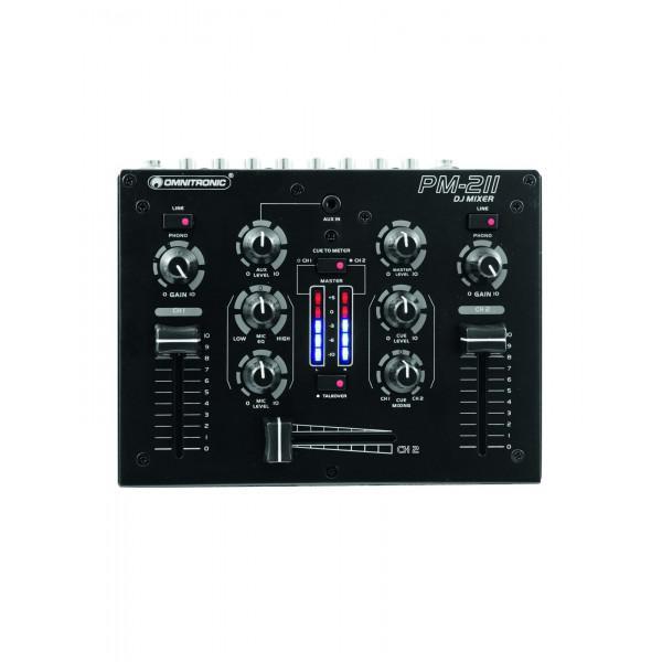 Mixer Dj Omnitronic PM-211