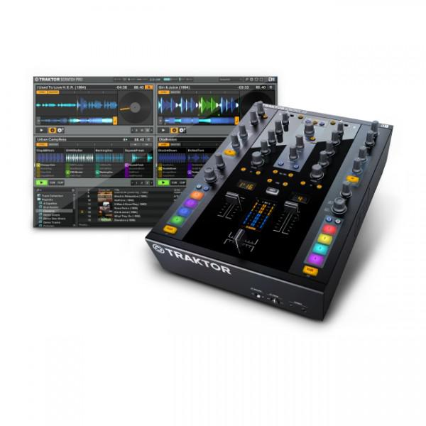 Native Instruments Traktor kontrol Z2 - Native Instruments Traktor kontrol Z2
