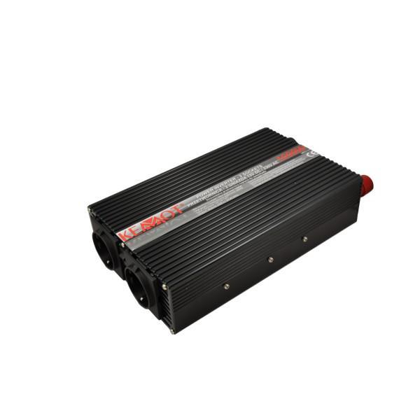 Invertor KEMOT 24V/230V 1000W 2Prize