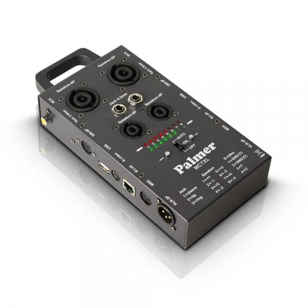 Tester Cabluri Palmer Pro AHMCTXL