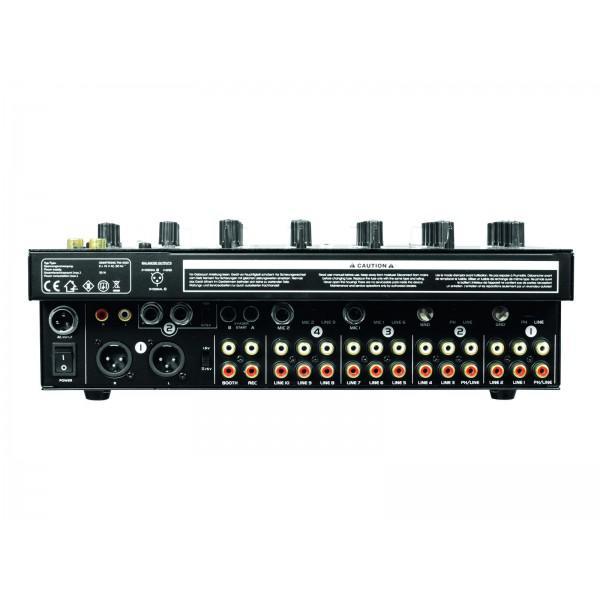 Mixer Dj Omnitronic PM-4010B - Mixer Dj Omnitronic PM-4010B