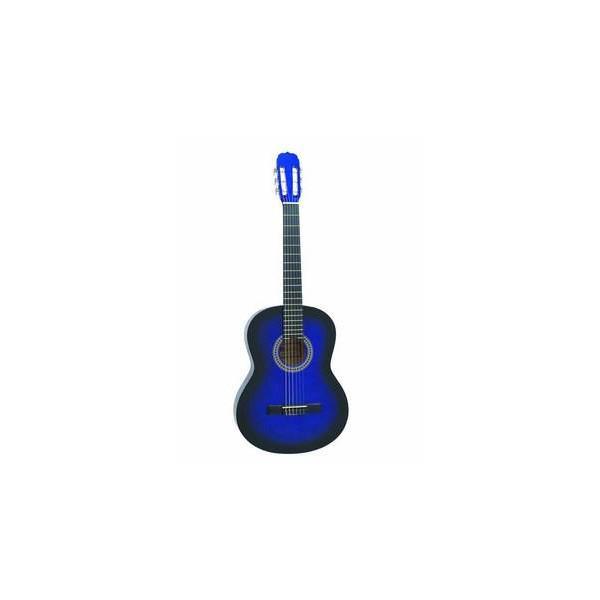 Chitara Clasica Dimavery 4/4 - albastru