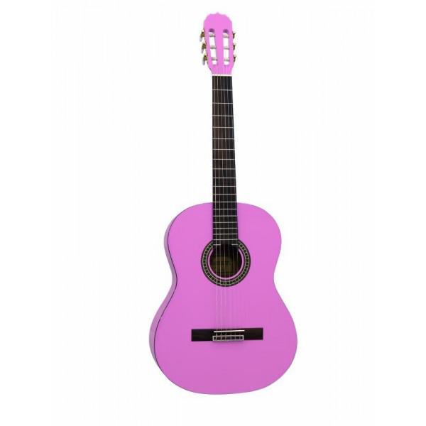 Chitara Clasica Dimavery 4/4 Pink