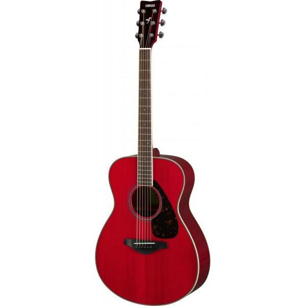 Chitara acustica Yamaha FS820, ruby red