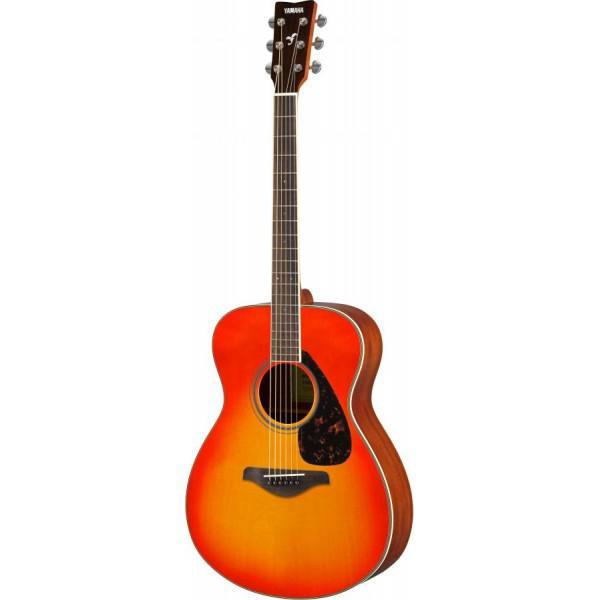Chitara acustica Yamaha FS820, autumn burst