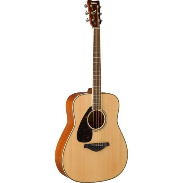 Chitara acustica Yamaha FG820L, left-hand