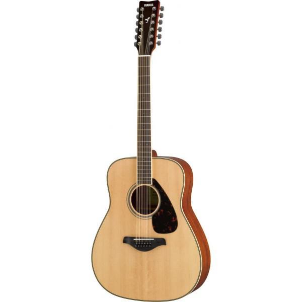Chitara acustica Yamaha FG820-12