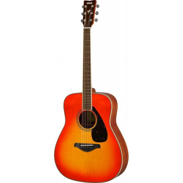 Chitara acustica Yamaha FG820, autumn burst