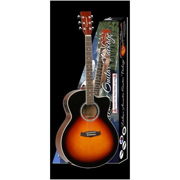 Chitara acustica Tanglewood DBT SJCE TSB- set