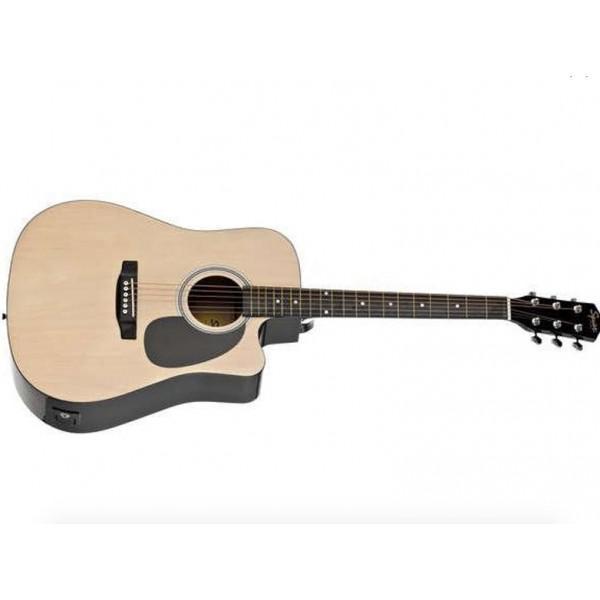 Fender Squier SA-105 CE Chitara Electro-Acustica