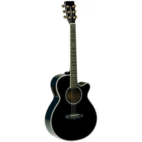 Chitara Electro-Acustica Tanglewood TW49 BK DLX E