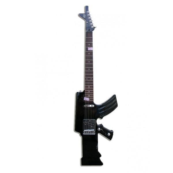 Chitara Electrica HK Kalasnikov-Black