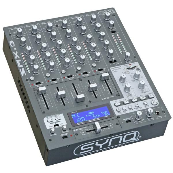 Mixer DJ Synq SMX3 - Mixer DJ Synq SMX3