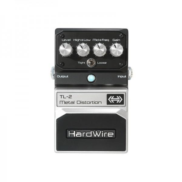 Metal Distortion HARD WIRE TL-2