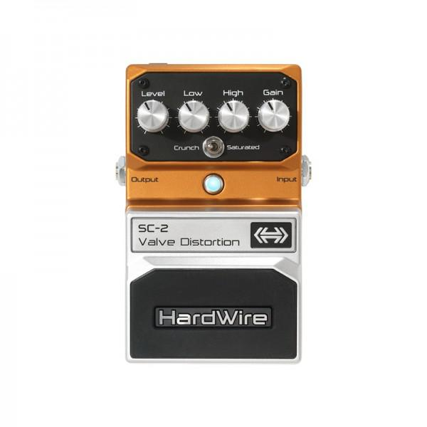 Valve Distortion HARD WIRE SC-2