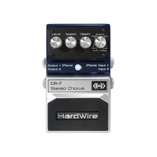 Stereo Chorus  HARD WIRE CR-7