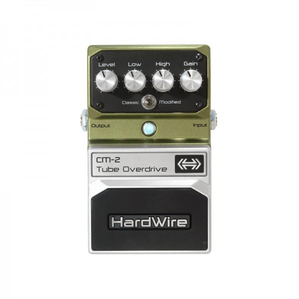 Tube Overdrive HARD WIRE CM-2