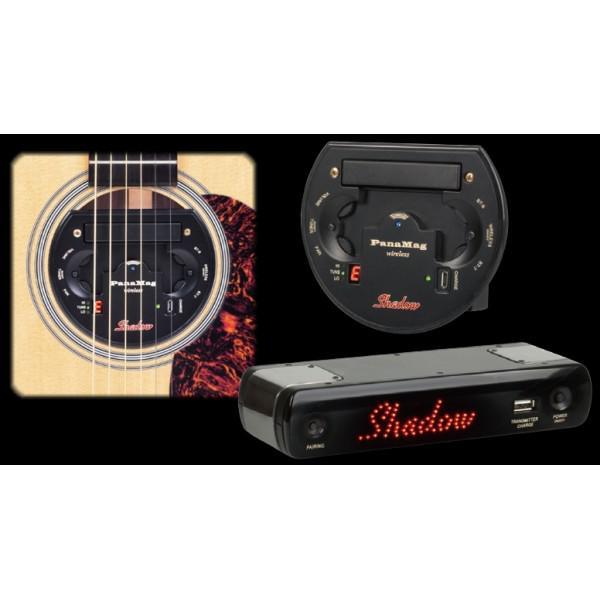 Doza Wireless Chitara SHADOW SH PMG-W PanaMAG