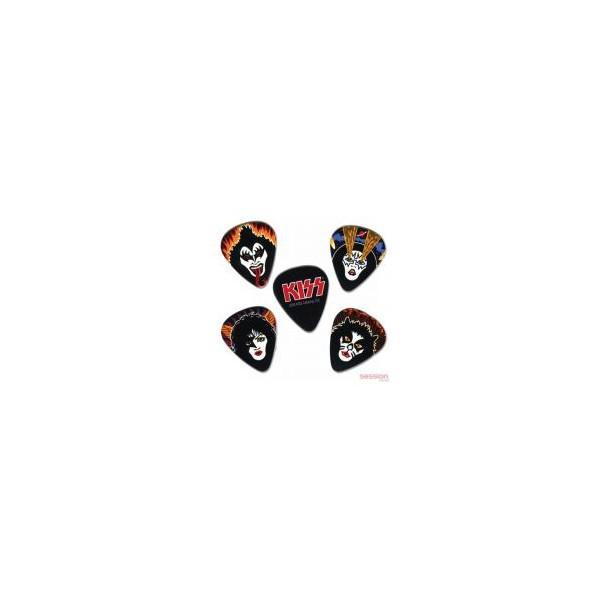 Set Pene de chitara Kiss 1CBK4-10K1