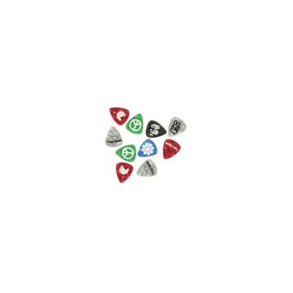 Pene de chitara WOODSTOCK 1CAC4-10WS