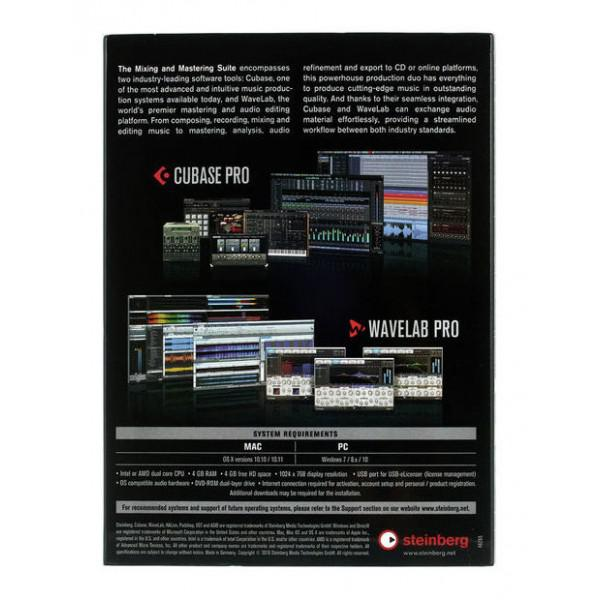 Steinberg Mixing and Mastering Suite - Steinberg Mixing and Mastering Suite