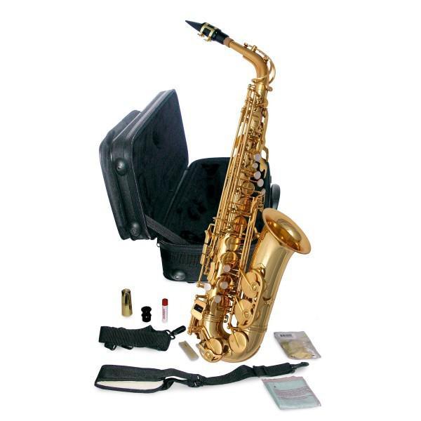 Jupiter JAS 567 GL Saxofon Alto - Jupiter JAS 567 GL Saxofon Alto
