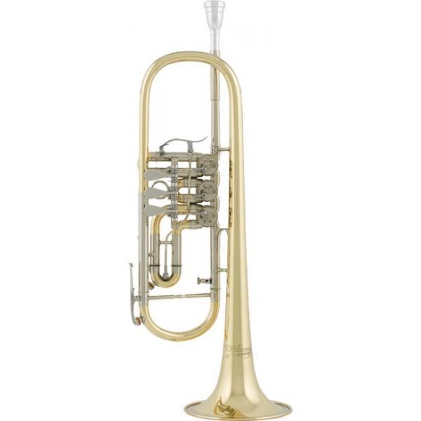 Cerveny CTR 501RT (PRXT) - Trompeta