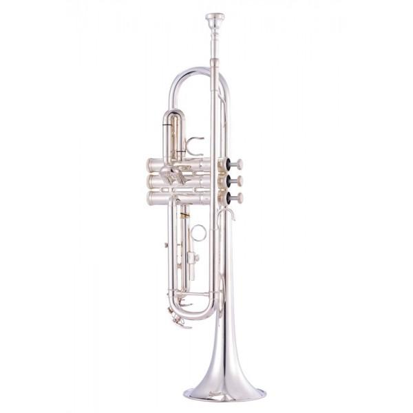 John Packer JP051 trompeta Bb Silver