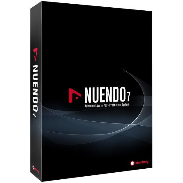 Steinberg Nuendo 7 Update from V6.5