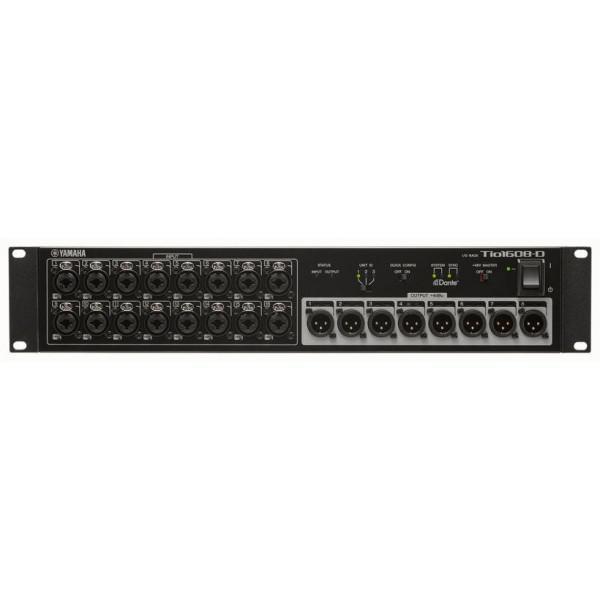Yamaha Tio 1608-D Stagebox Digital