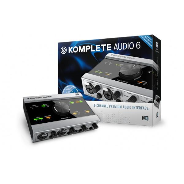 Native-Instruments Komplete Audio 6