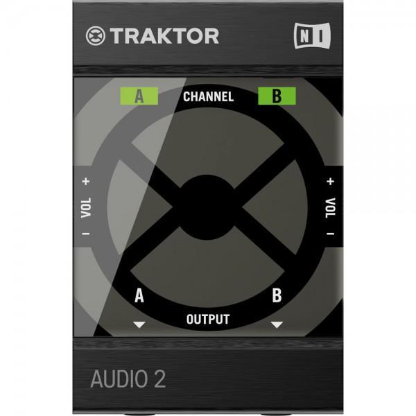 Native-Instruments Traktor Audio 2 - Native-Instruments Traktor Audio 2