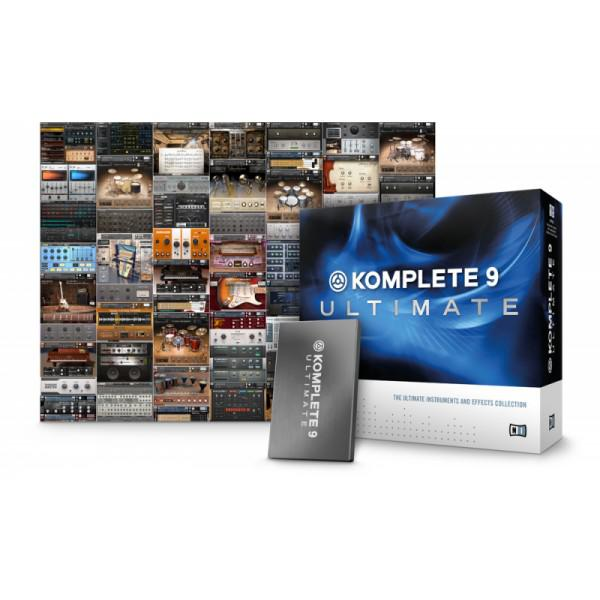 Native-Instruments Komplete 9 Ultimate