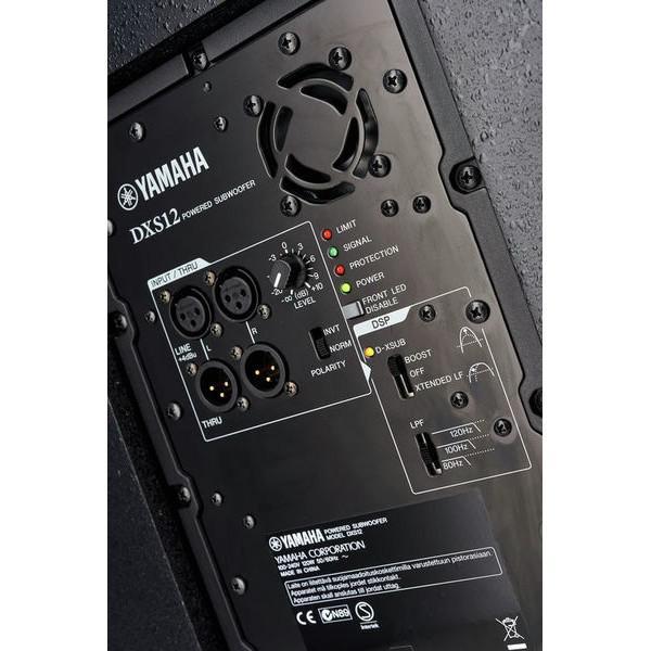 Yamaha DXS 12 - Yamaha DXS 12
