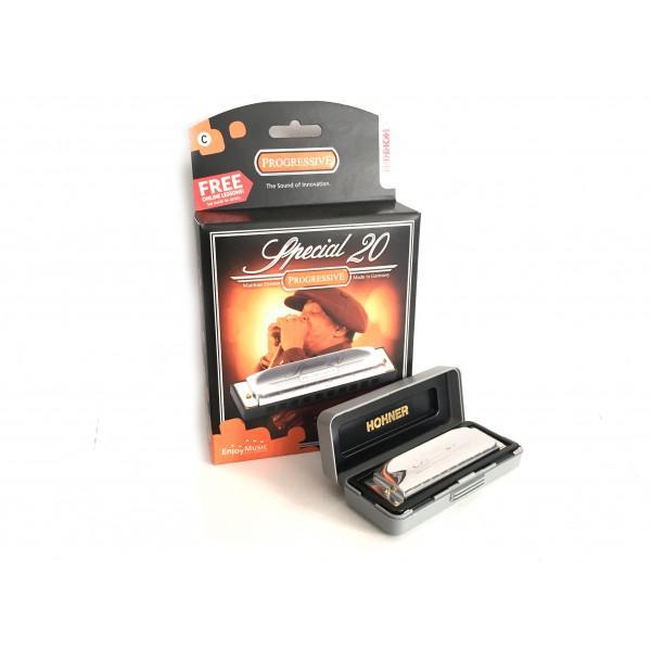 HOHNER Special 20 C Progressive - M560016X