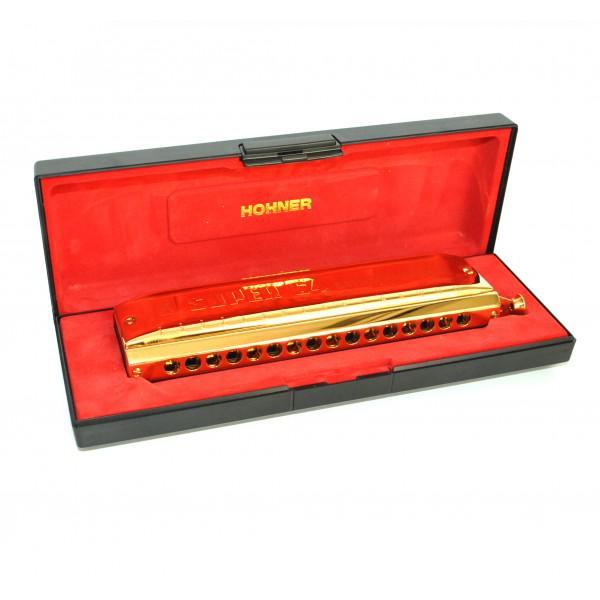 HOHNER Super 64 Gold Chromonica C