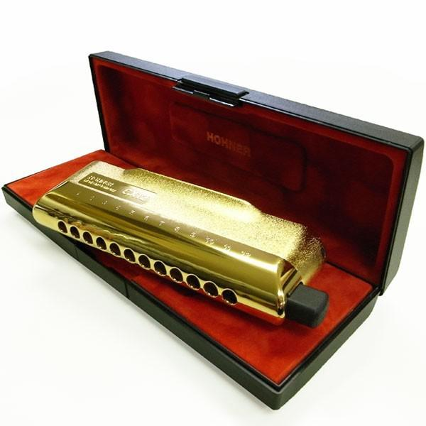 Hohner CX12 Gold Chromatic