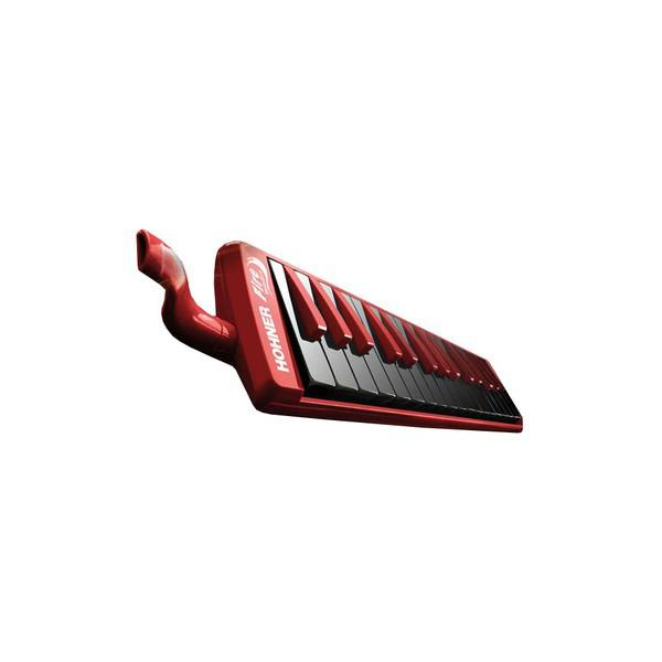 Triola Hohner Fire Melodica 32 Red