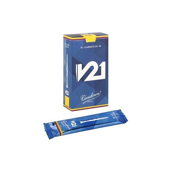 Vandoren Clarinet V21 Nr. 2.5