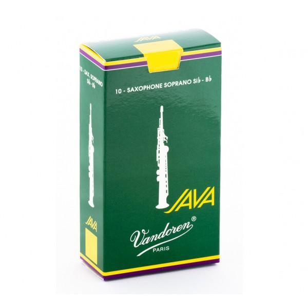 Vandoren Java Green nr. 2.5 Sax Soprano