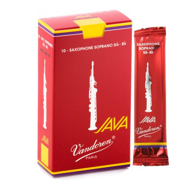 Vandoren Java Filed Red nr. 2.5 Sax Soprano