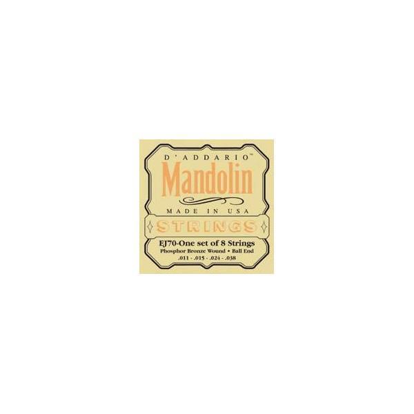 Corzi Mandolina Daddario EJ70 011-015-024-038